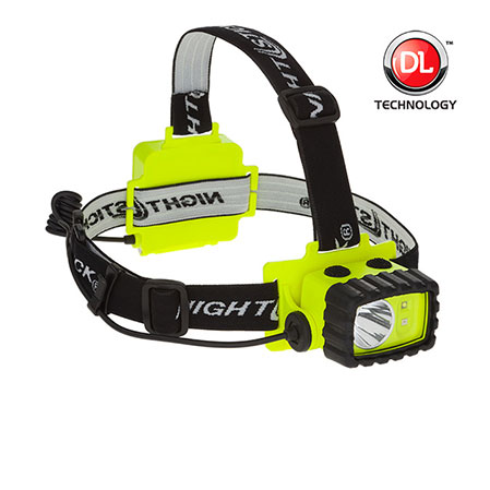 Nightstick Intrinsically Safe Headlamp XPP-5454G